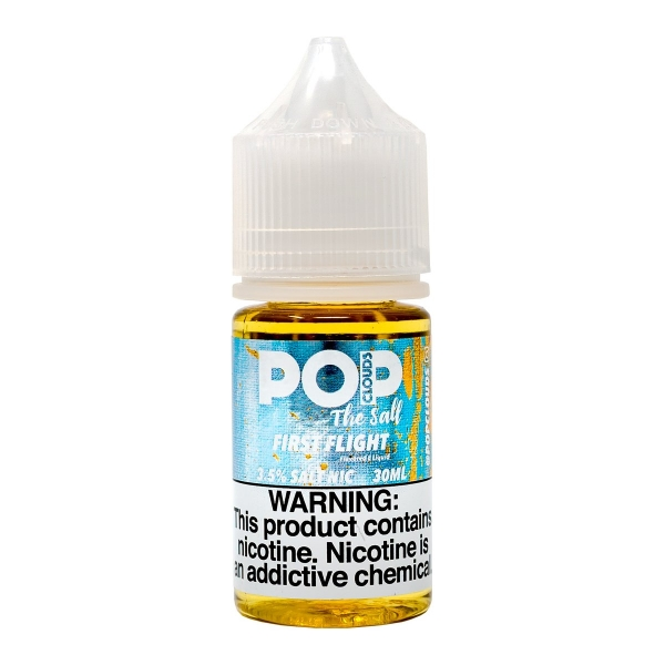Popcloud salt First Flight - Chanh mâm xôi mix lạnh