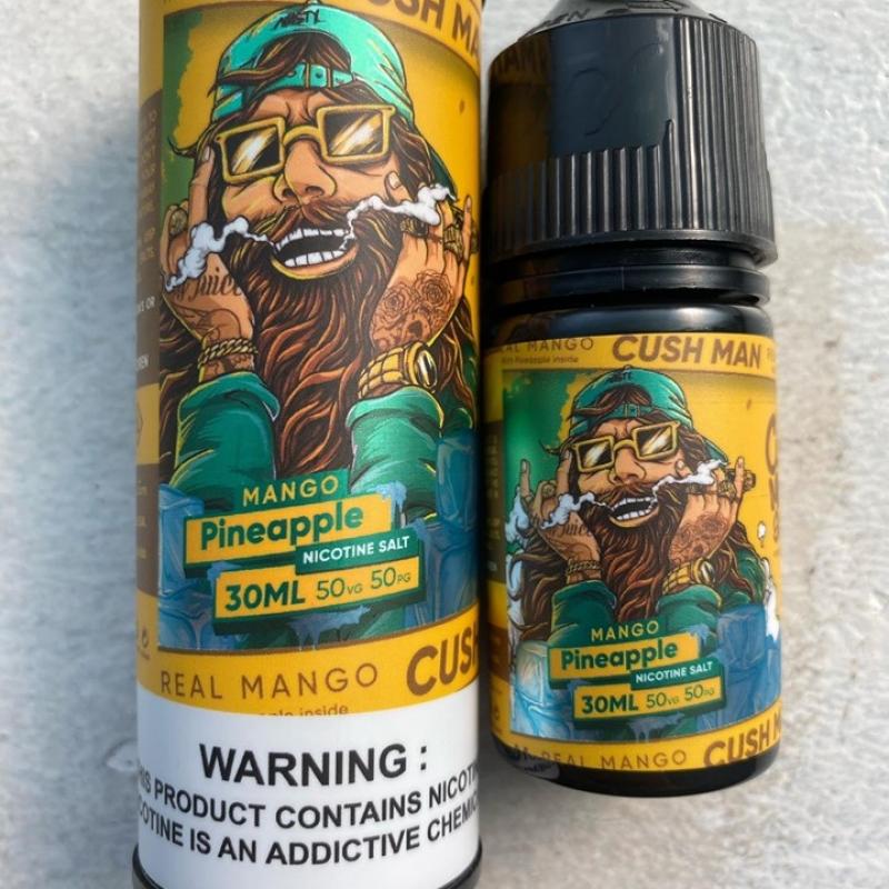 Xoài dứa lạnh Nasty Salt ( New )
