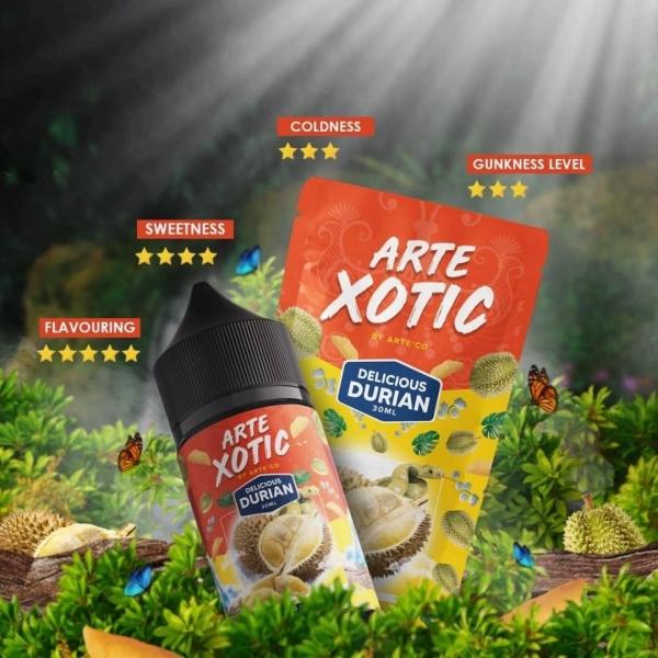 Arte Juice Sầu Riêng Lạnh