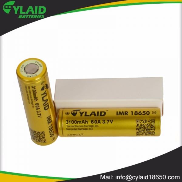 Pin Cylaid Vàng 3100mah